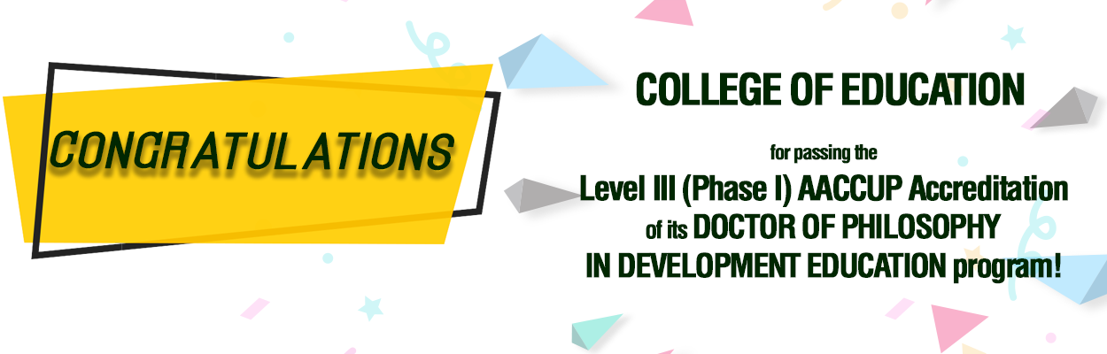 5 CED Development Education